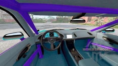 Hirochi SBR4 OMPW для BeamNG Drive