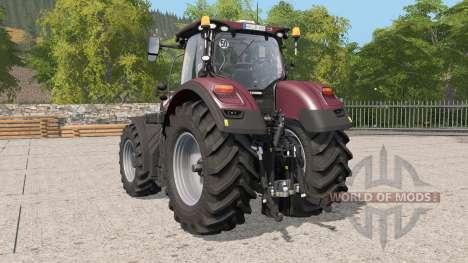 Case IH Optum CVX для Farming Simulator 2017