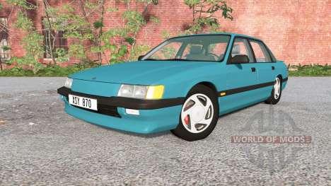 Ibishu Pessima 1988 Diesel для BeamNG Drive