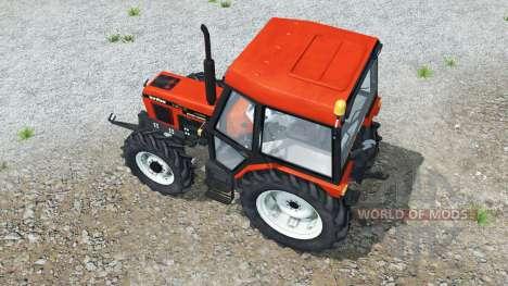 Zetor 7340 Turbo для Farming Simulator 2013