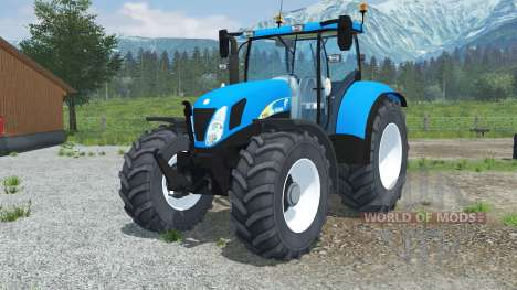 New Holland T7030 для Farming Simulator 2013