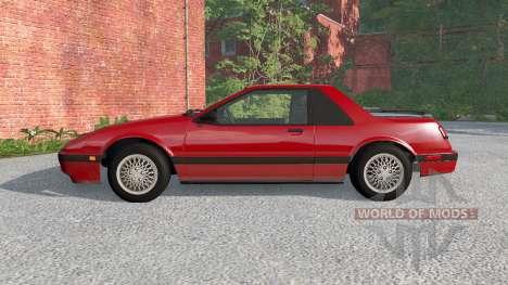 Soliad Fieri для BeamNG Drive