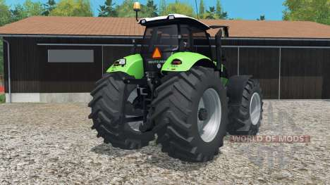 Deutz-Fahr Agrotron X 720 для Farming Simulator 2015