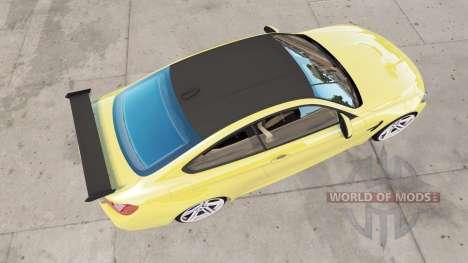 BMW M4 coupe (F82) для American Truck Simulator