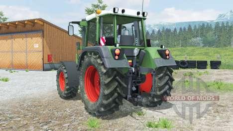 Fendt 412 Vario TMS для Farming Simulator 2013
