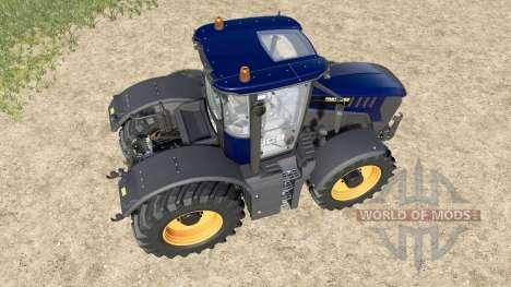 JCB Fastrac 8000 для Farming Simulator 2017