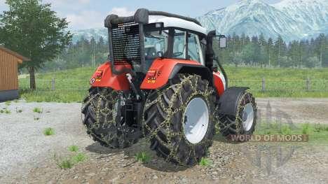 Steyr 6195 CVT для Farming Simulator 2013