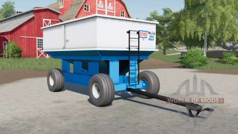 DMI 400 для Farming Simulator 2017