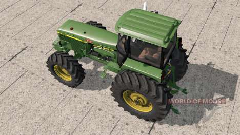 John Deere 4755 для Farming Simulator 2017