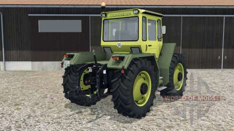Mercedes-Benz Trac 1500 для Farming Simulator 2015