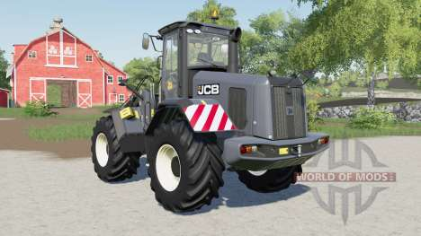JCB 435 S для Farming Simulator 2017