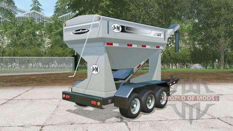 J&M 375 ST для Farming Simulator 2015
