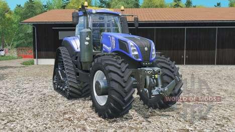 New Holland T8.435 для Farming Simulator 2015