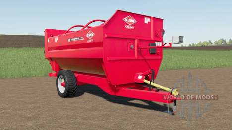 Kuhn Knight RA 142 для Farming Simulator 2017