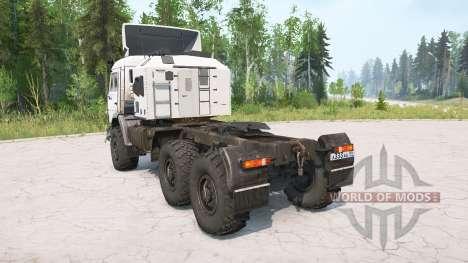 КамАЗ-4410 для Spintires MudRunner