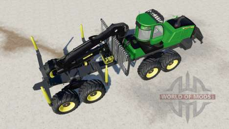 John Deere 1910G для Farming Simulator 2017