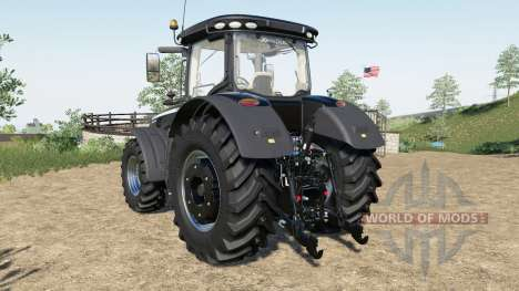 John Deere 8R-series Black Beauty для Farming Simulator 2017