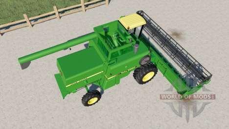 John Deere 8820 Turbo для Farming Simulator 2017