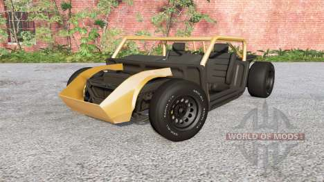 Civetta Bolide Super-Kart для BeamNG Drive