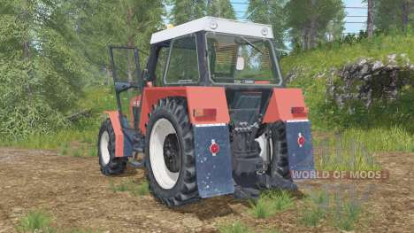 Zetor 10145 Turbo для Farming Simulator 2017