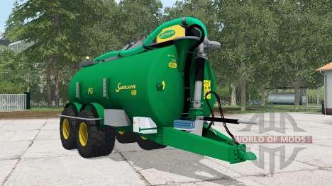 Samson PGII 20 для Farming Simulator 2015