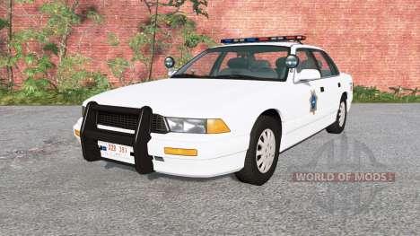 Gavril Grand Marshall NASA ARC Police для BeamNG Drive