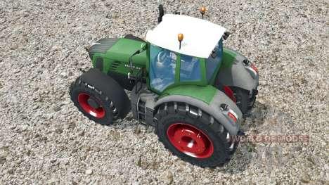 Fendt 936 Vario для Farming Simulator 2015