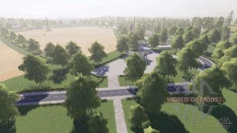 Sherwood Park Farm для Farming Simulator 2017