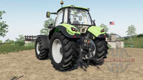 Deutz-Fahr Serie 7 TTV Agrotron для Farming Simulator 2017