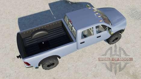Ram 3500 Heavy Duty Crew Cab для Farming Simulator 2017