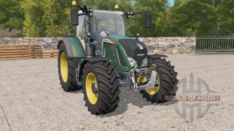 Fendt 700 Vario для Farming Simulator 2017