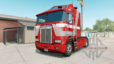 Kenworth K100E для American Truck Simulator