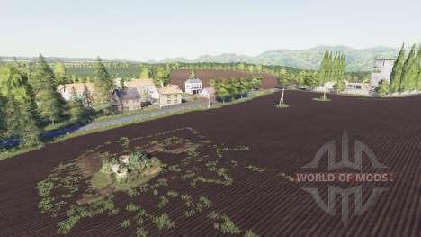 Czech для Farming Simulator 2017