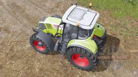 Claas Axion 800 для Farming Simulator 2017