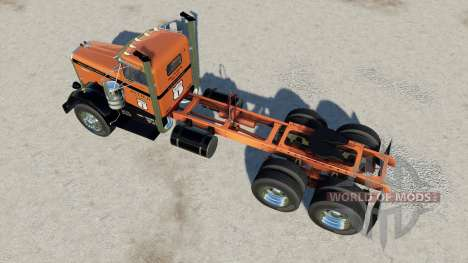 Kenworth 521 для Farming Simulator 2017