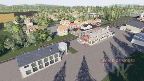 ZD Bela для Farming Simulator 2017