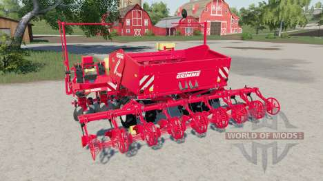Grimme GL 860 для Farming Simulator 2017