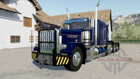 Peterbilt 389 Heavy для Farming Simulator 2017