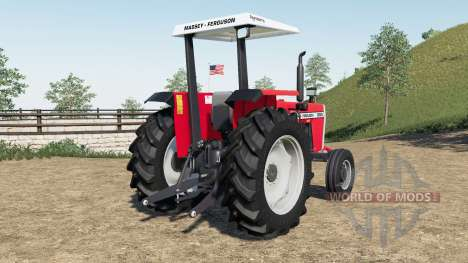 Massey Ferguson 290 для Farming Simulator 2017