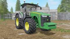 John Deere 8320R〡8370R для Farming Simulator 2017