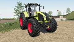 Claas Axion 920-950 для Farming Simulator 2017