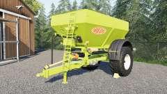 Bredal K105&K165 для Farming Simulator 2017