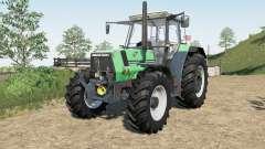 Deutz-Fahr AgroStar 6.61 rusty для Farming Simulator 2017