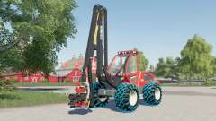 Sampo Rosenlew HR46X для Farming Simulator 2017