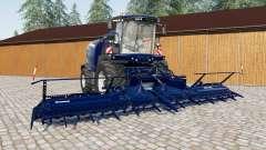 Krone BiG Ꭓ 1100 для Farming Simulator 2017