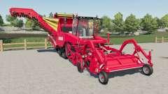 Grimme Tectroᵰ 415 для Farming Simulator 2017