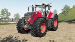 Fendt 900 Vario Hesselbach Edition для Farming Simulator 2017