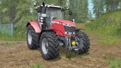 Massey Ferguson 6612〡6613〡6616 для Farming Simulator 2017