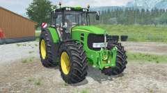 John Deere 7530 Premiuᵯ для Farming Simulator 2013