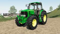 John Deere 7430 Premiꭒm для Farming Simulator 2017